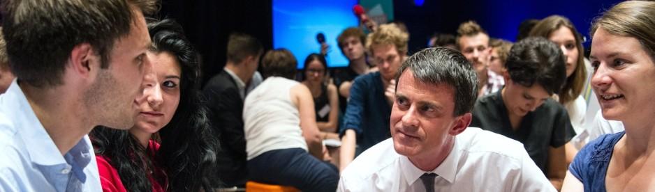 Priorité Jeunesse : Lettre ouverte à Manuel Valls