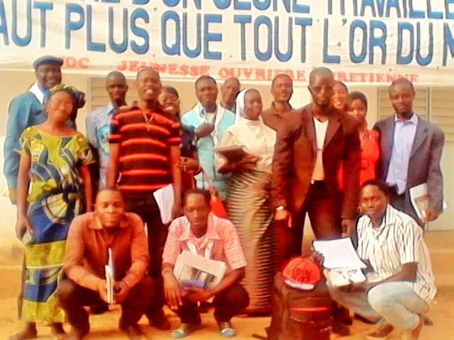 Programme femmes migrantes au Sénégal