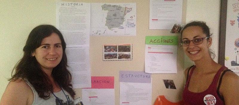 Conseil international de la CIJOC : à la rencontre de la JOC d'Espagne
