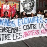 Mahault, étudiante mobilisée à Nice