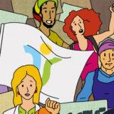 [9 octobre] Les organisations de jeunesse et les syndicats étudiants et lycéen appellent à la mobilisation