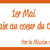 [1er MAI] Le message de la Mission ouvrière nationale