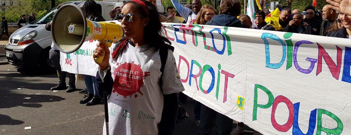 Les organisations de jeunesse appellent à manifester le 10 novembre avec les enseignant.e.s