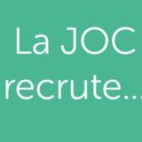 Offre d'emploi ! La JOC recrute un ou une réceptionniste conciergerie