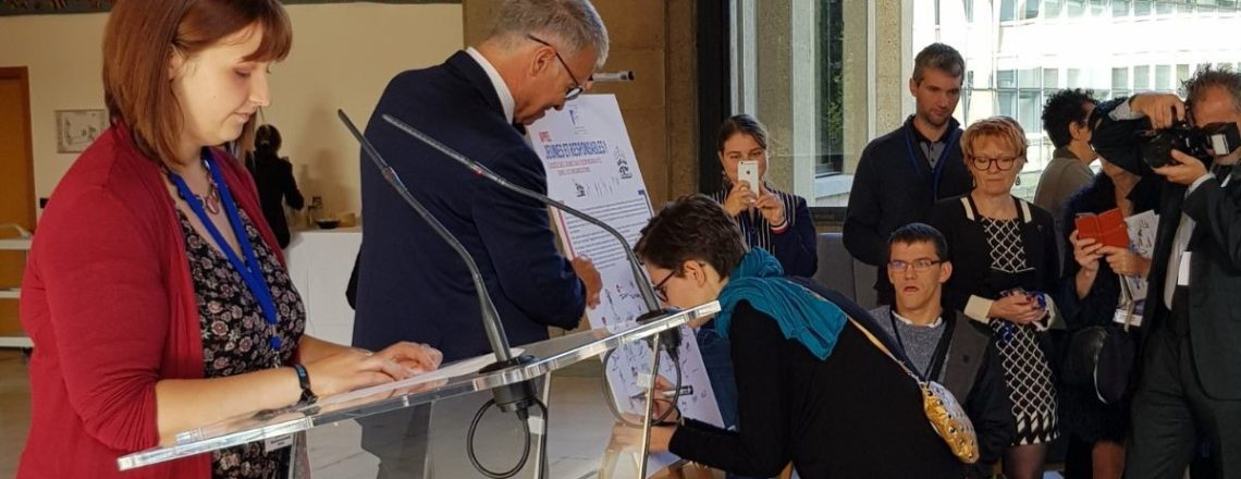 [CESE] Emelyn Weber élue à la Présidence de la Délégation aux Droits des Femmes et à l'Egalité