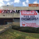 [Saint-Etienne] Loïc, privé d'emploi et syndiqué