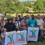 Les jocistes de Bourgogne-Franche-Comté en fête !
