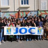 Un passage de relai à la présidence de la JOC