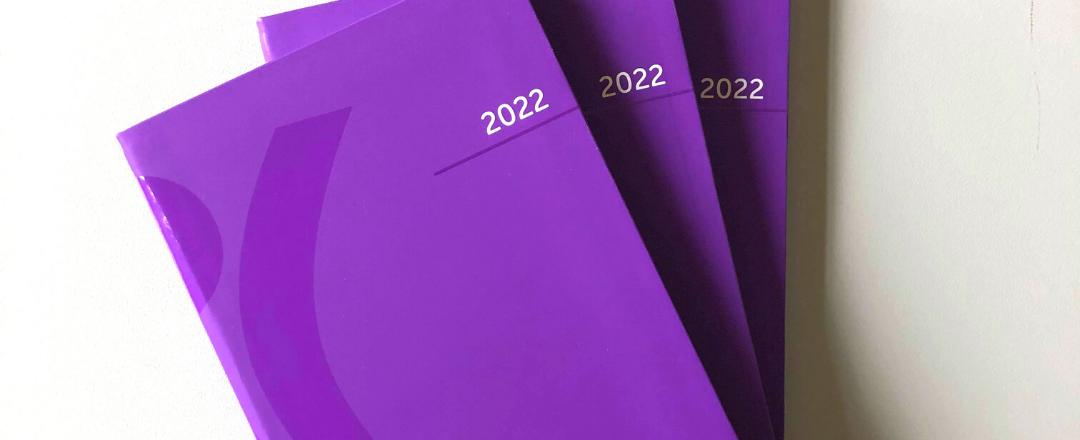 L'AGENDA 2022 est disponible !