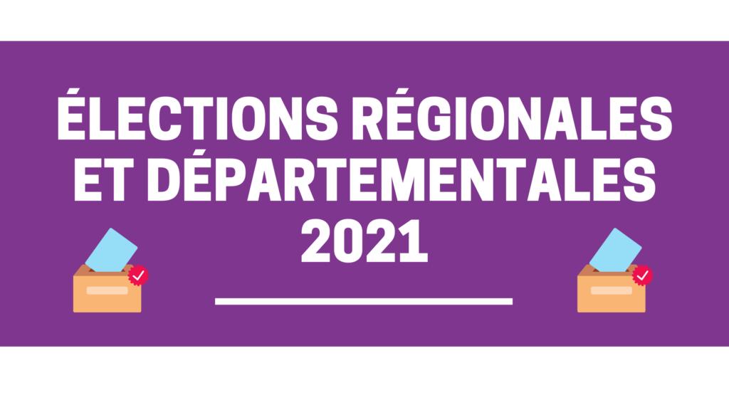 Parole du mouvement – Elections 2021