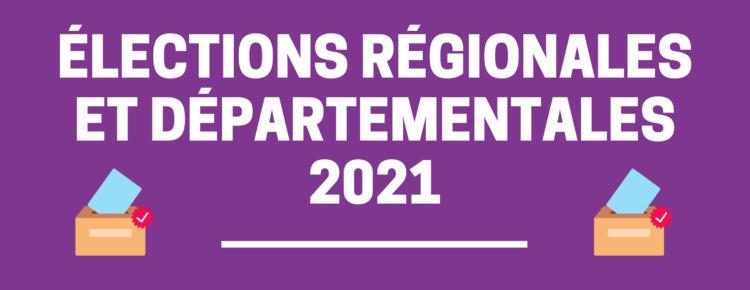 Parole du mouvement - Elections 2021